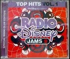 Various Artists Radio Disney Jams 9 Top Hits Vol 1 Cd