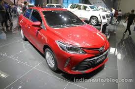 new car 2016 thaiNew Toyota Vios Facelift coming to Thailand next year