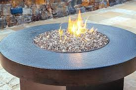 propane fire ring. Propane Fire Pit Cover Ring