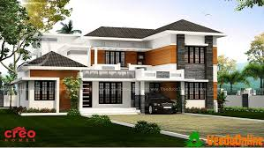Small Picture Kerala Home Design Double Floor Castle Home