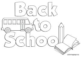 back to school coloring page back to school coloring pages welcome back to school coloring pages