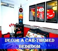 car themed room car themed room decor race car bedroom theme when it comes to bedroom car themed room