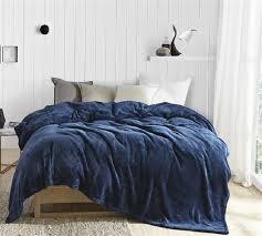 me sooo comfy bedding blanket nightfall navy
