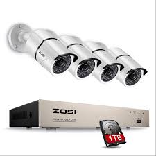Zosi Home Security System Review Reviewed by Professionals - SCR.COM