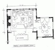 House Plan Great Room Addition Floor Plans Small Less Than Sq Ft Family Room Floor Plan
