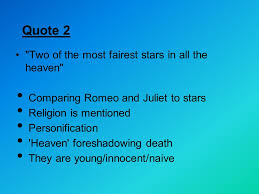 the difference between romeo s love for rosaline and juliet ppt  8 quote