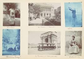 kodak and the rise of amateur photography essay heilbrunn album of 131 views of a french family their travels