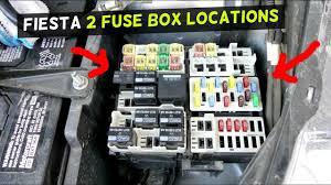 ford fiesta fuse location fuse box location mk7 st ford fiesta fuse location fuse box location mk7 st