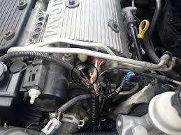 pontiac sunfire questions where is the reference sensor located  Diagram Of A 2001 Pontiac Grand Am Se With A 2 4 L Engine #34