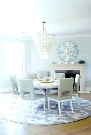 dining room rugs kitchen table rug round dining table rug gray dining area with fireplace and