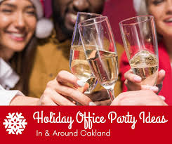 5 East Bay Office Holiday Party Ideas Local Food Adventures