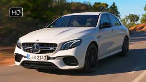 2018 mercedes benz amg c63 sedan. unique amg 2018 mercedesamg e 63 s 4matic sedan white road driving footage hd throughout mercedes benz amg c63 sedan