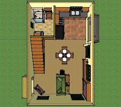 winsome design 200 sq ft house plans with loft 12 mistys 400 sq ft 16 25 solar off grid small on modern decor ideas