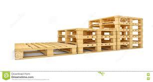 Sie suchen für ihr neues haus die passende treppe oder möchten die treppe in ihrem altbau gegen eine neue tauschen oder mit einer neuen ergänzen? Treppe Von Neuen Holzernen Paletten Stock Abbildung Illustration Von Jobsteps Modern 81231249