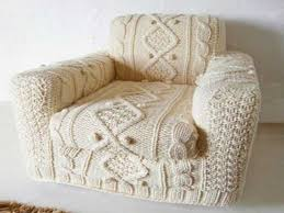 Chair Cover Patterns Mesmerizing Chair Cover Patterns Free Crochet Pineapple Chair Back Pattern