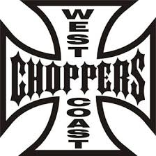 did you know who designed the west coast choppers logo at cyril
