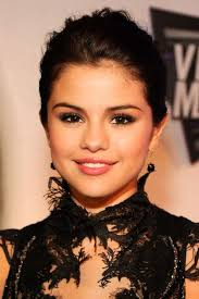 why selena gomez has the best hair and makeup looks source