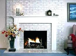 how to paint a brick fireplace gray brick fireplace gray brick fireplace brick painting ideas painting