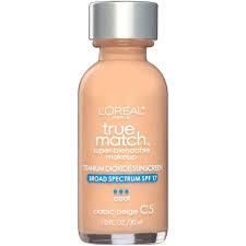 best foundation l oreal paris true match super blendable foundation