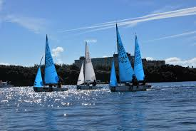 Image result for dinghy racing