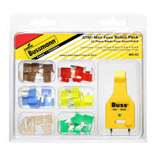 fuses power distribution the home depot Fuse Box Home Depot atm 42 piece automotive mini blade fuse kit with fuse tester puller fuse box cover home depot