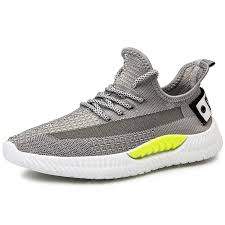 TUOKING <b>Men Sneakers Breathable Mesh</b> Outdoor Sport Shoes ...
