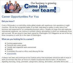 Costco Careers Riddle How Is A Careers Site Like A Ppt Presentation Corporate Eye
