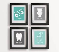 diy bathroom wall decor.  Wall DIY Bathroom Wall Decor For Kids With Diy C