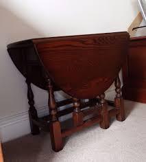 old charm dutch dresser small drop leaf coffee table hi fi unit wine