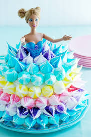 Barbie Cake Meringue Girls Book Giveaway Sweetapolita