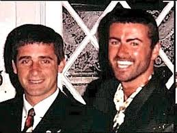 george michael and anselmo feleppa. Simple George George Michael And Anselmo Feleppa With And A