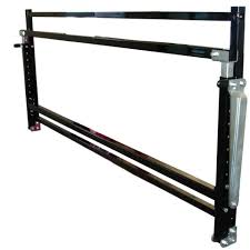 picture of tire rack custom length
