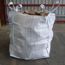 fibc big bag for wood or logs