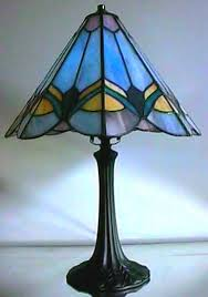 small prairie stained glass lamp shade patterns and stained glass lamp