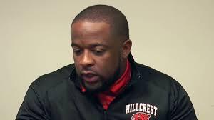Hillcrest-Evergreen coach Clinton Smith - YouTube