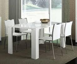 italian high gloss furniture. Italian White High Gloss Extendable Dining Table Elegance Furniture