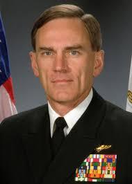 Admiral Jay L. Johnson