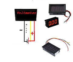 dc voltmeter wiring diagram wiring diagram voltmeter wiring image wiring diagram usefulldata com digital dc voltmeter 0 100v from on
