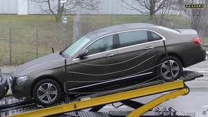 With a wide array of models. Mercedes E Class Long Wheelbase Spotted In Europe But Why