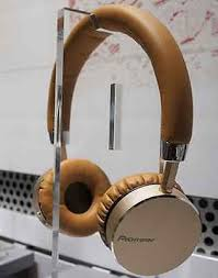 pioneer bluetooth headphones. pioneer wireless headphones bluetooth nfc headset se-mj561bt-t japan | what\u0027s it worth