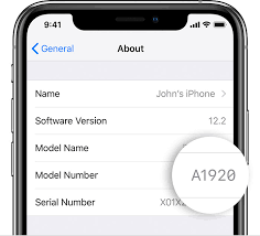 Apple Phone Number Find The Model Number Of Your Iphone Ipad Or Ipod Touch