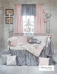 langley crib bedding collection