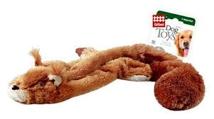 <b>Игрушка</b> для собак <b>GiGwi Dog Toys</b> Белка без набивки (75012 ...