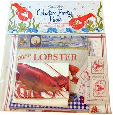 Lobster Crab Seafood Party Pack ...