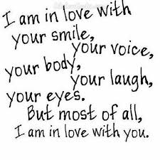 I M In Love With You Quotes Impressive Love Quotes I'm In Love With You V^V V^V