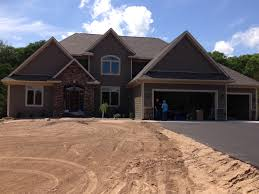 Chippewa Valley Home Builders Association Parade Home - Custom exterior