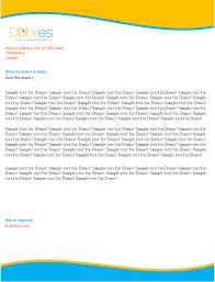 personal letterhead personal letterhead template sky blue design dotxes