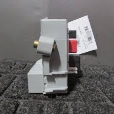 maserati granturismo lh left dash fuse box used p n 245947 maserati granturismo lh