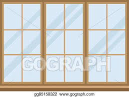 house window clipart. Simple Clipart Different Types House Windows Vector Elements Isolated On White Background And House Window Clipart 9