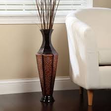 glass floor vases stock big tall floor vases 13 s smooth solutions home design of glass